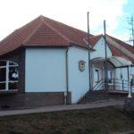 pohled na budovu obecního úřadu Čučice