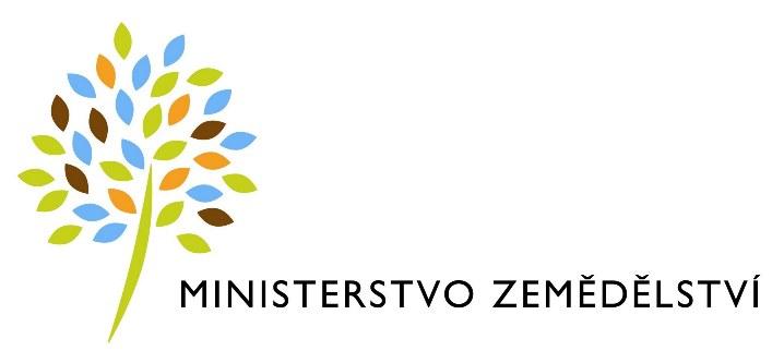 logo Ministerstvo zemědělství ČR