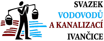 logo Svazek vodovodů a kanalizací Ivančice