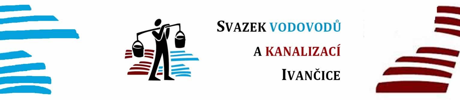 logo Svazek vodovodů a kanliazcí Ivančicko