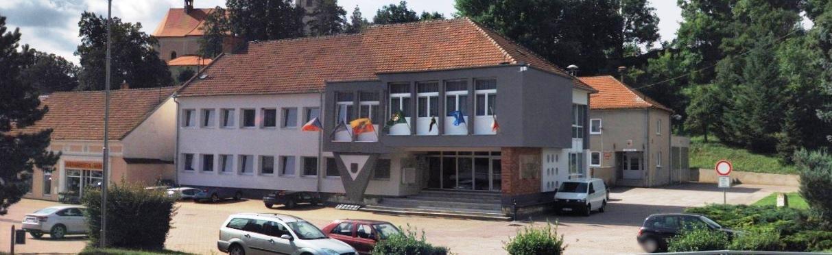 budova MěÚ Oslavany
